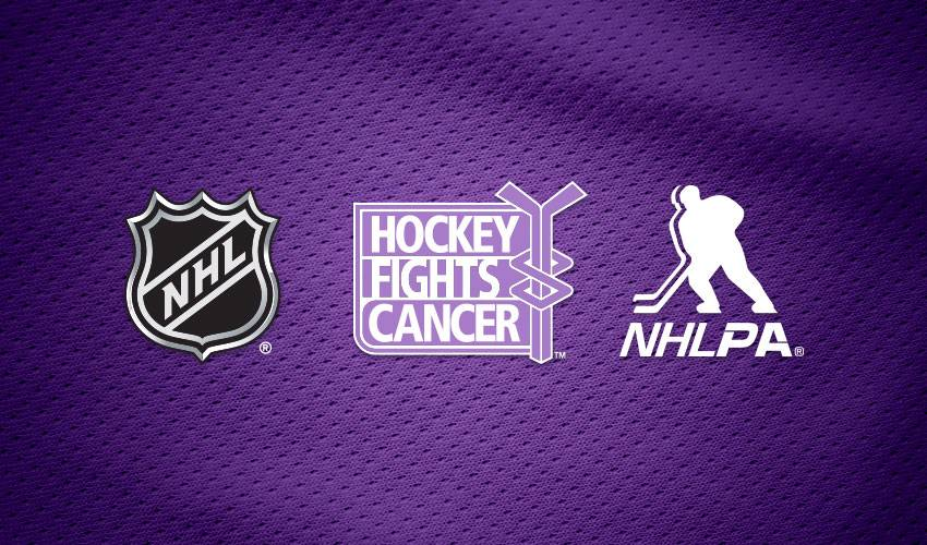 Eddie Olczyk named ambassador for 21st annual Hockey Fights Cancer initiative
