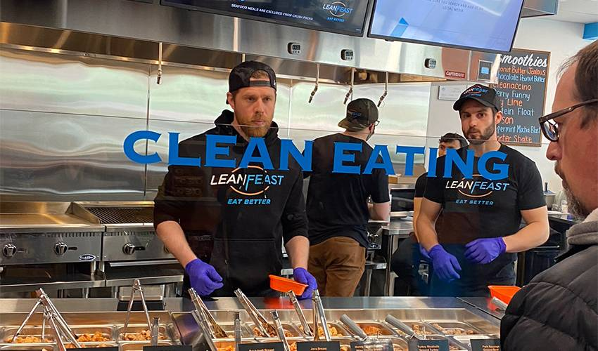 New restaurant in good hands as Pavelski prepares for resumption of play