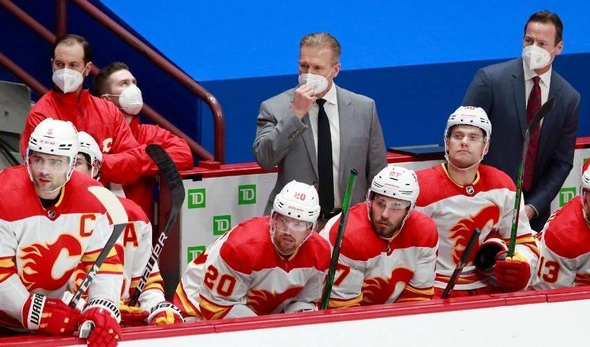 Flames fire Geoff Ward, bring Darryl Sutter back as head coach