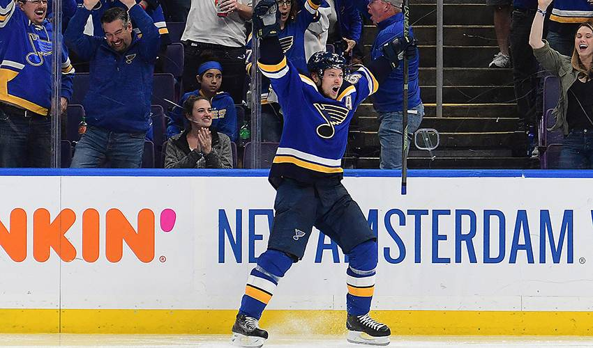 Player Q&A | Vladimir Tarasenko