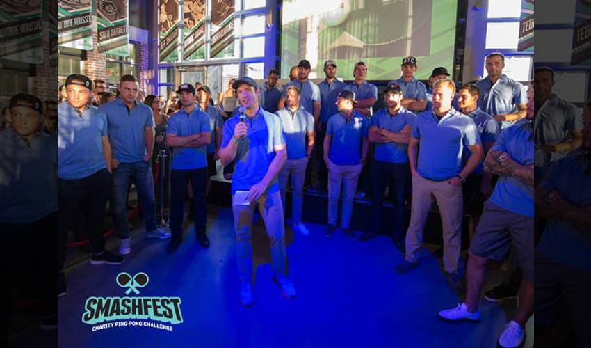 Dominic Moore to Host Sixth Annual Smashfest®  July 20 in Toronto