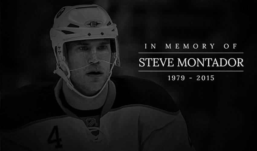 Steve Montador: 1979-2015