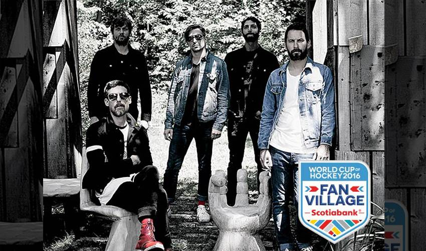 SAM ROBERTS BAND & DAYA JOIN PEPSI WORLD CUP OF HOCKEY PREMIERE PARTY