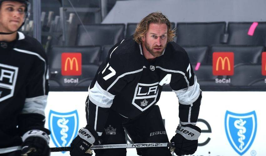 Carter's coming: Penguins acquire veteran forward from Kings