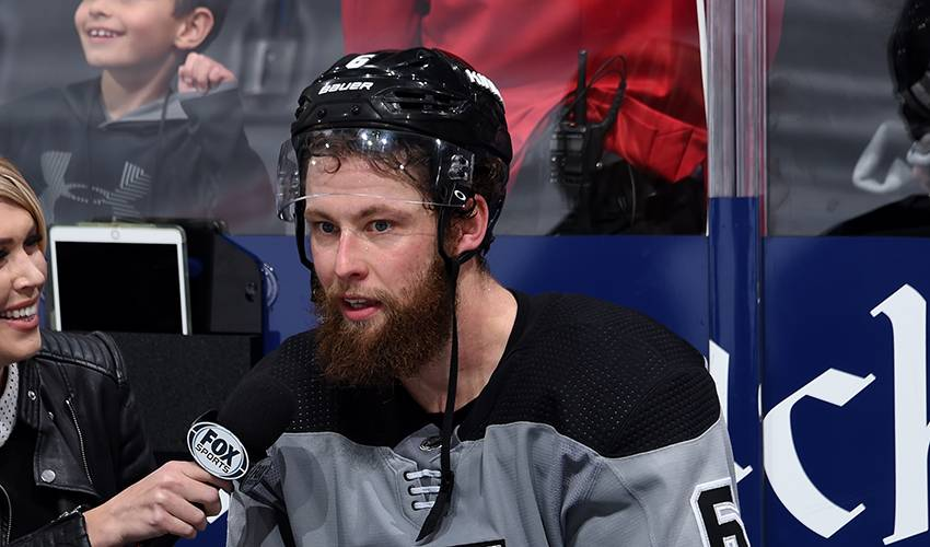 Muzzin's former coach on Toronto defenceman's journey: 'It's quite the story'