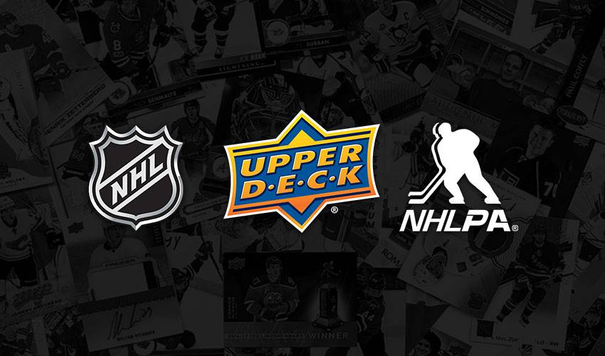 NHLPA And NHL agree to multi-year deal with Upper Deck