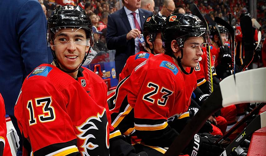 Unassuming Gaudreau still wears his heart on his sleeve