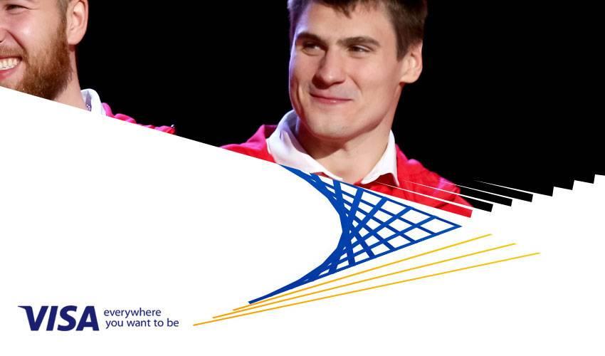 Visa Presents: Player Q&A with Dmitry Orlov