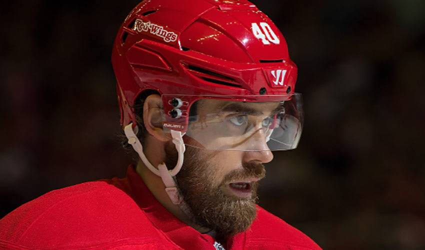 1,000th NHL Game on the Horizon for Zetterberg