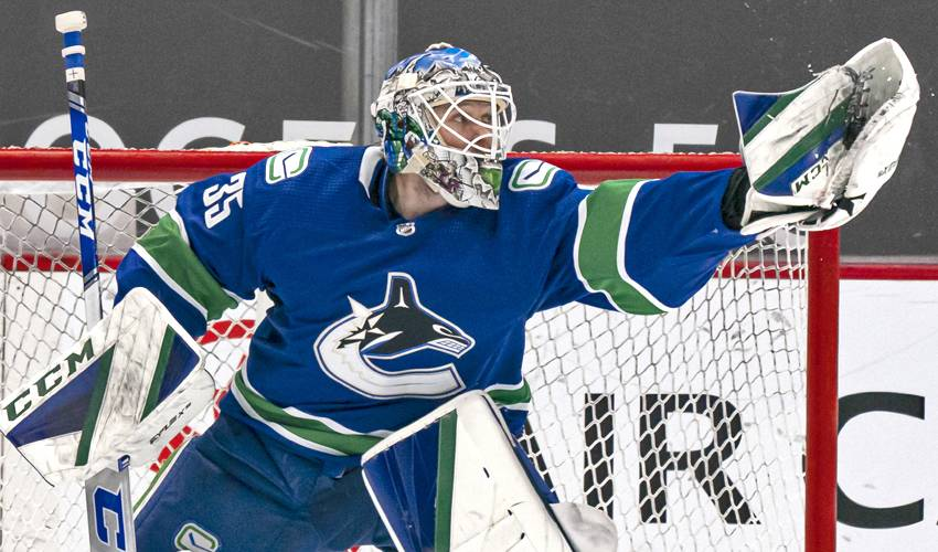 Player of the Week | Thatcher Demko