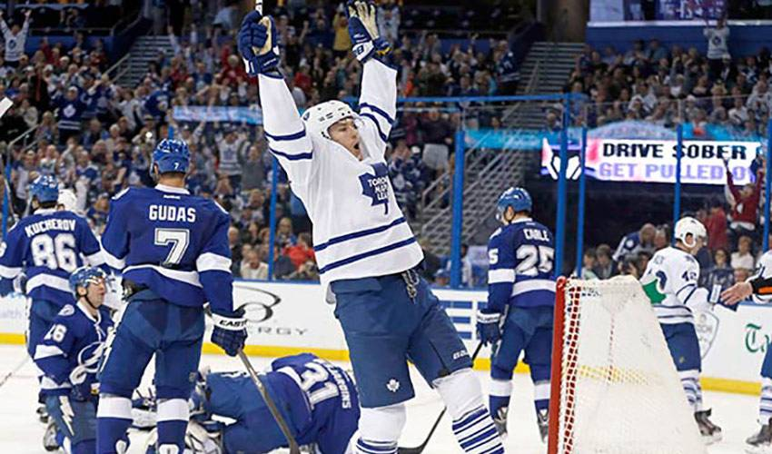 JVR A Feature Player In Toronto