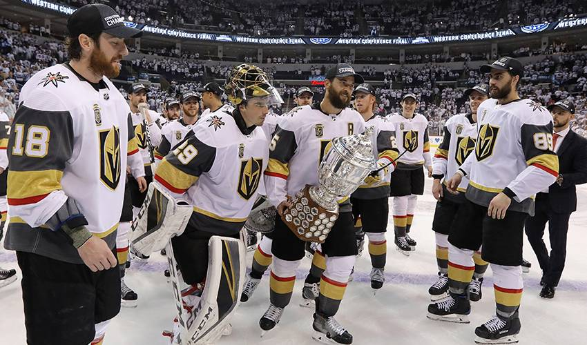 Stanley Cup Bound Vegas Turning Impossible Into Possible Nhlpa Com