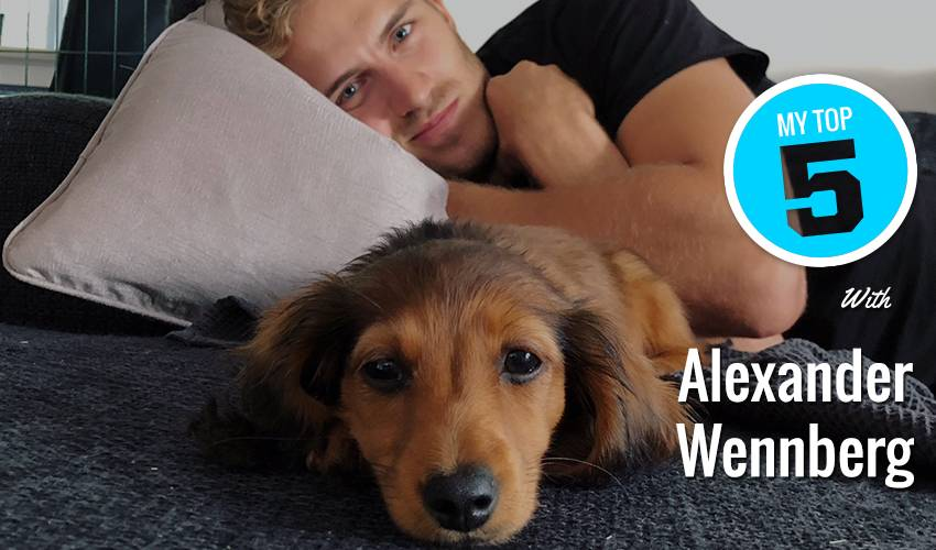 My Top 5 | Alexander Wennberg