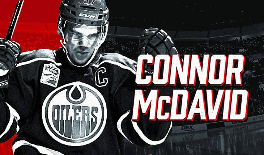 CONNOR MCDAVID | TLA PROFILE