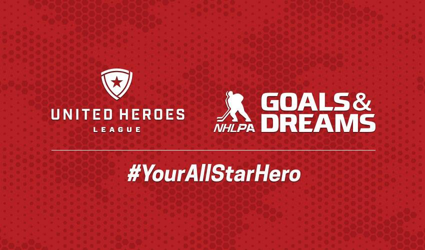 UHL, NHLPA announce winners of All-Star Hero campaign