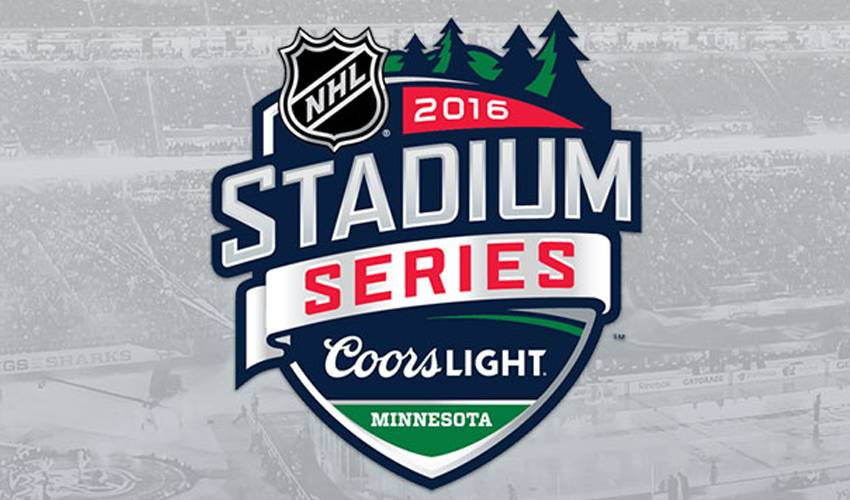 NATIONAL HOCKEY LEAGUE TO PLAY A TWIN BILL AT YANKEE STADIUM