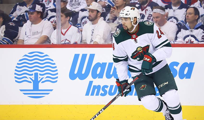 Minnesota Wild, defenceman Dumba agree to 5-year, $30M deal