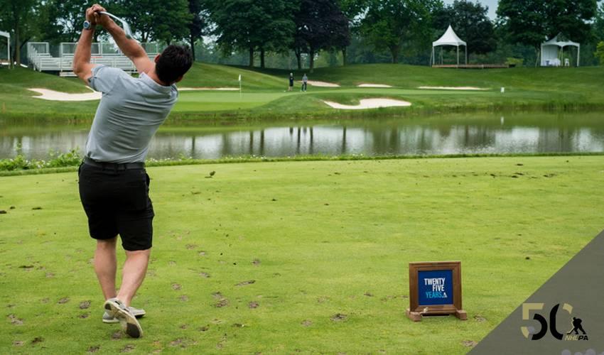NHLPA Golf Classic hits quarter century milestone