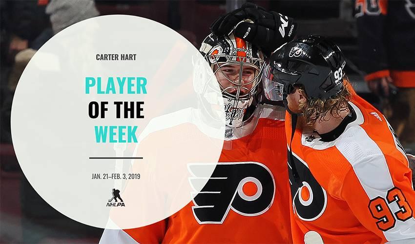 Player of the Week | Cart Hart