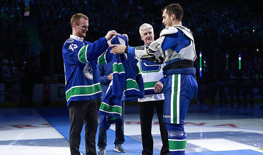 Vancouver Canucks name centre Bo Horvat team's latest captain