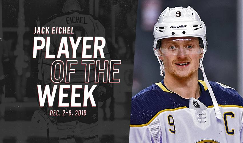 Player of the Week | Jack Eichel