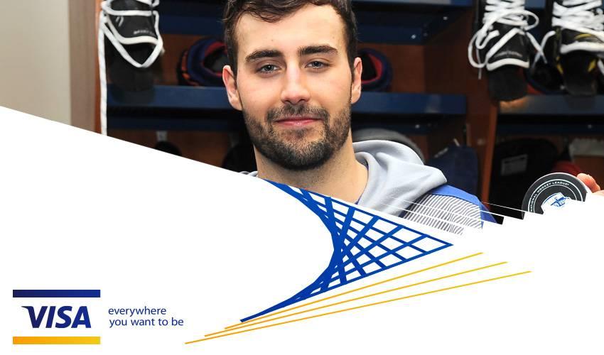 Visa Presents: Player Q&A with Jordan Eberle