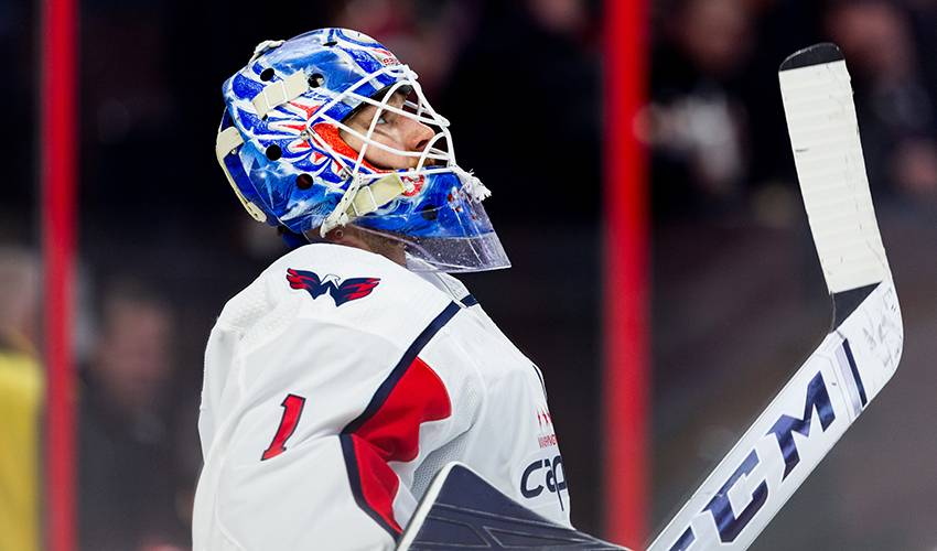 Capitals sign goalie Pheonix Copley to $3.3M, 3-year deal