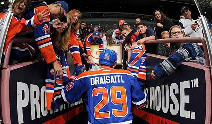 Draisaitl A Hockey Ambassador