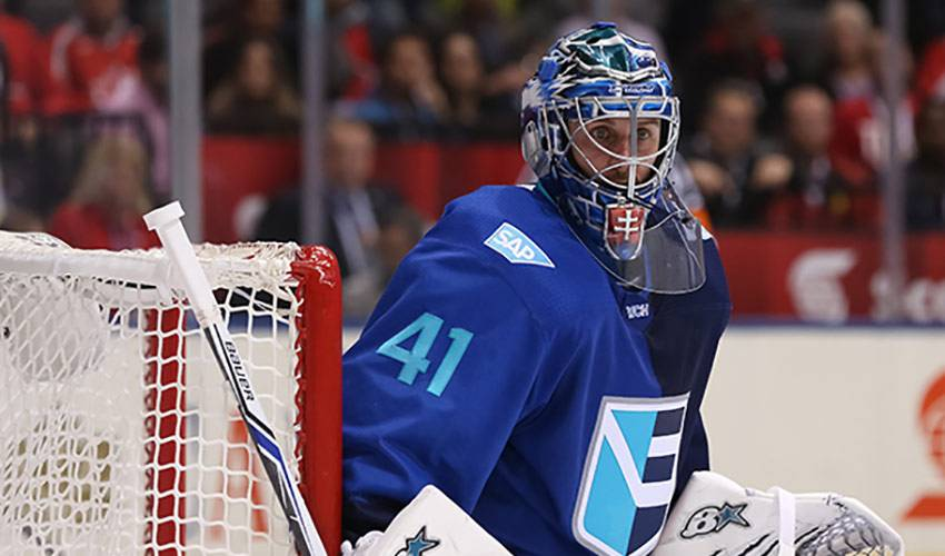 FOND MEMORIES OF TEAM EUROPE FOR HALAK