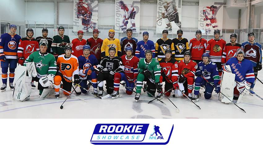 Next generation of players headline 11th annual NHLPA Rookie Showcase
