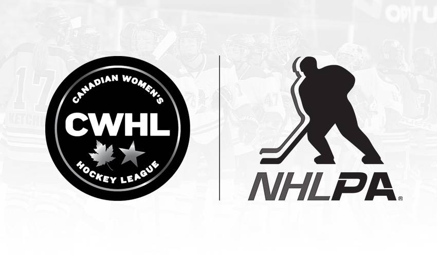 CWHL Announces NHLPA as Title Sponsor of 2018 Awards Show