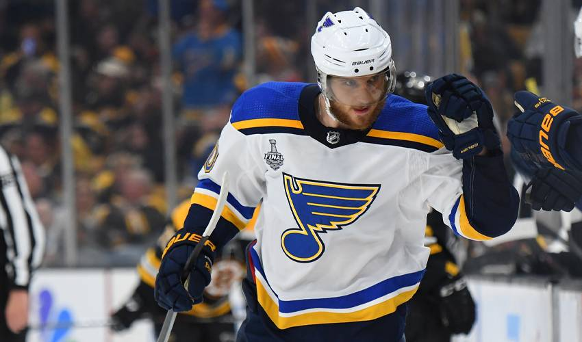 Blues sign Brayden Schenn to 8-year, $52M contract extension