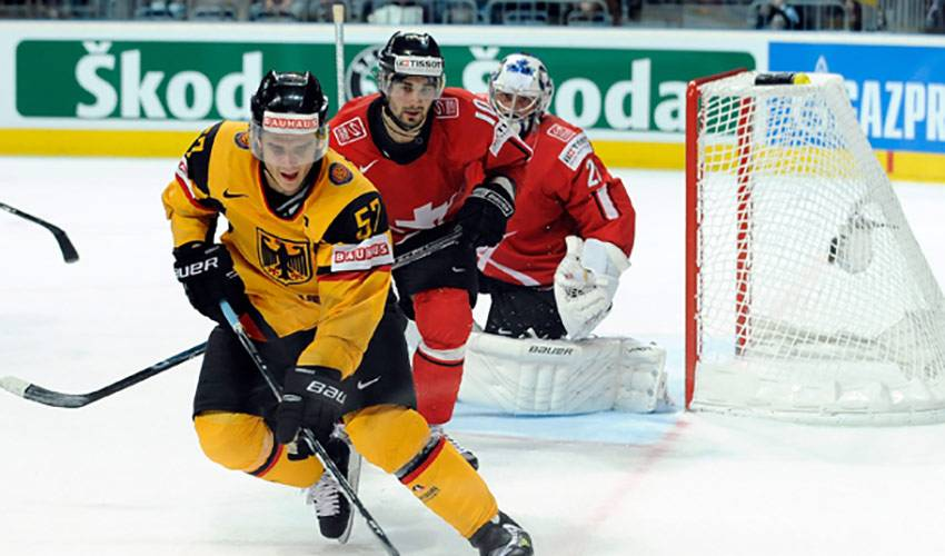 Goc a Leader for German Hockey