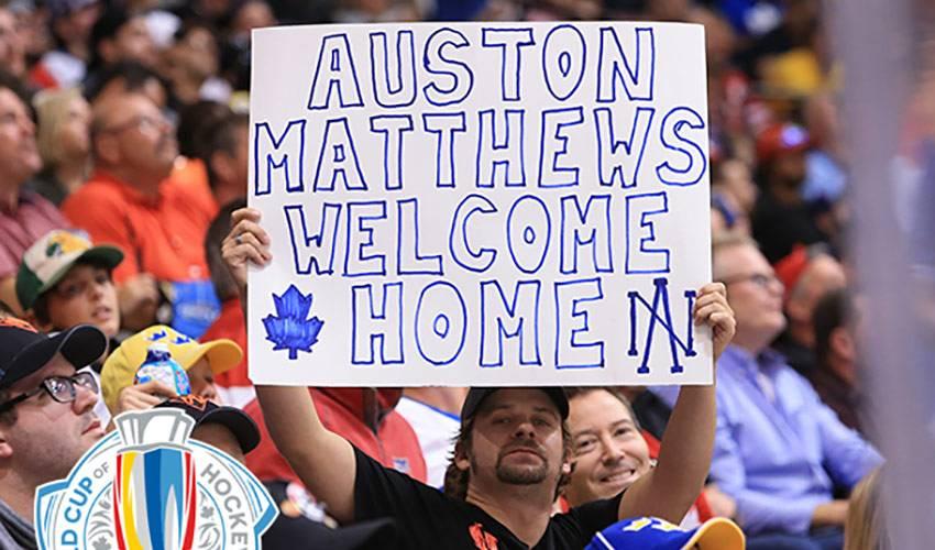 Auston Matthews: Making Waves