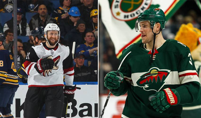 Coyle, Stepan, recall the teaches that impacted them