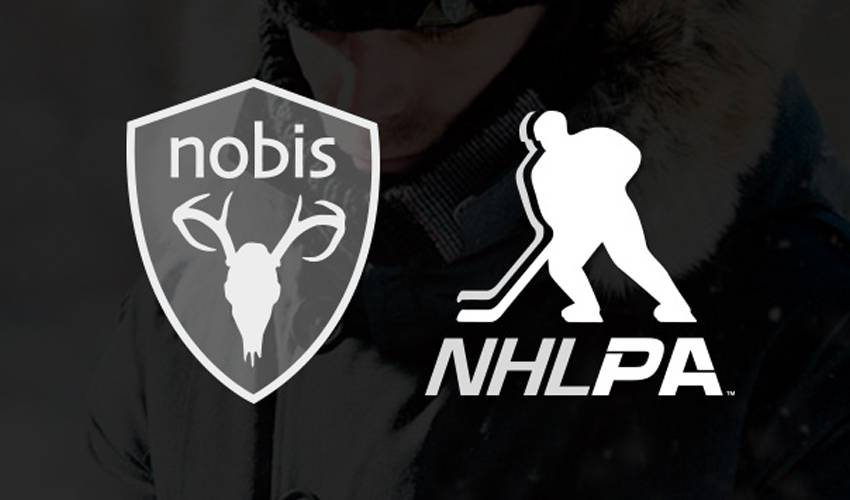 NOBIS ANNOUNCES TRUSTED SUPPLIER RELATIONSHIP WITH NHLPA