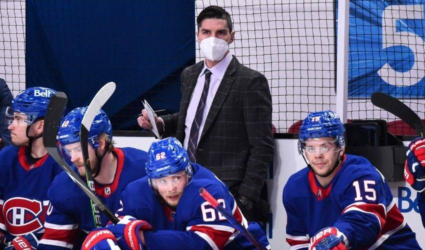 Habs GM says one player had positive COVID test, expects team will return next week