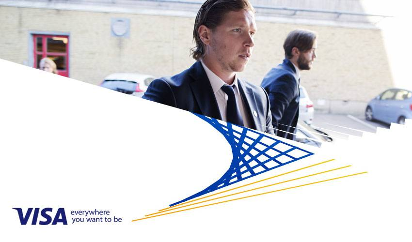 Visa Presents: Player Q&A with Nicklas Backstrom