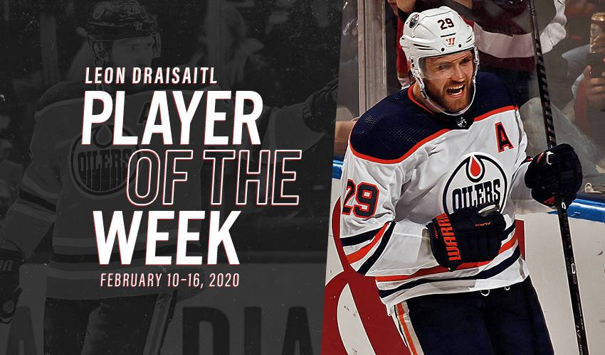 Player of the Week | Leon Draisaitl
