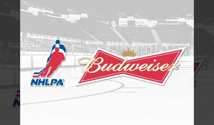 Budweiser and NHLPA Sign Multi-Season Canadian Partnership