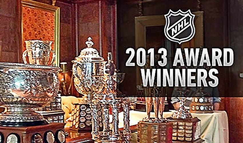 2012-13 NHL Awards Recap
