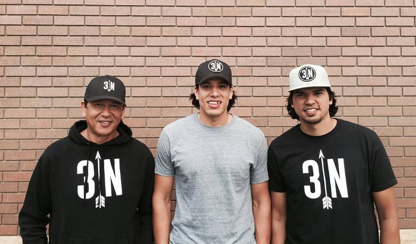 Nolan family helping to guide First Nations youth