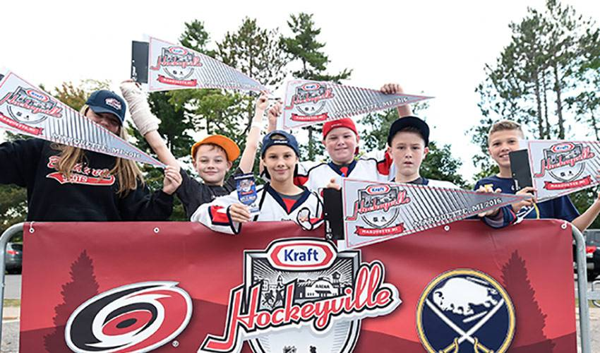 Kraft Hockeyville USA a success in Marquette