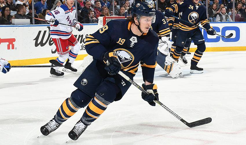 Sabres defenceman Jake McCabe to miss 5-6 weeks with injury