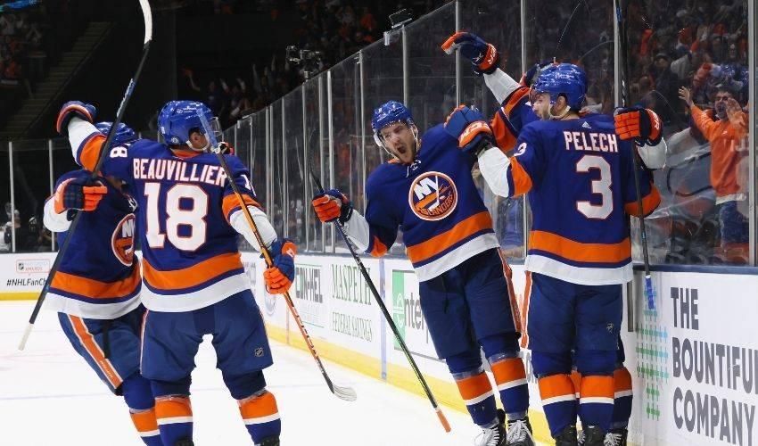 Islanders shut down Penguins again to advance to 2nd round