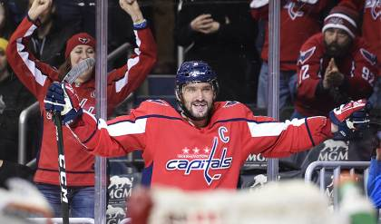 Ovechkin passes Fedorov for Russian scoring record in NHL cc3acfbb2