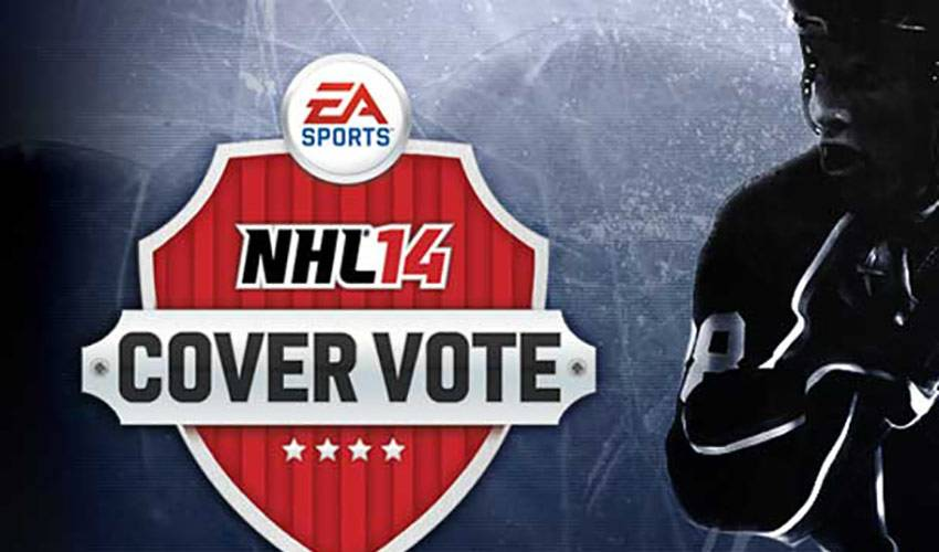 EA SPORTS AND NHL.COM LAUNCH NHL 14 COVER VOTE