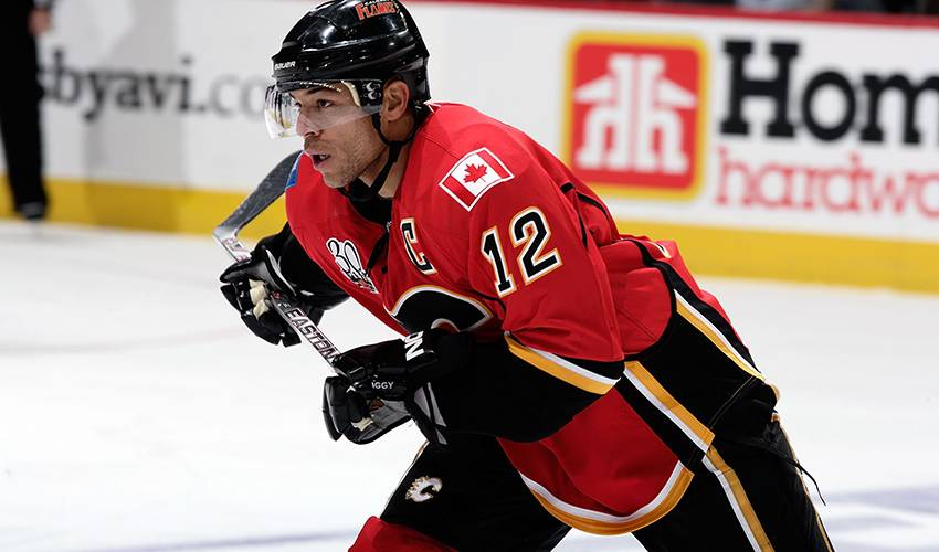 Jarome Iginla returning to Calgary to announce retirement from NHL