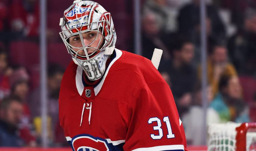 Habs goalie Price out of all-star game as he battles nagging injury