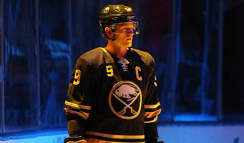 sports shoes ecc4c 8751a Player Q&A | Jack Eichel | NHLPA.com